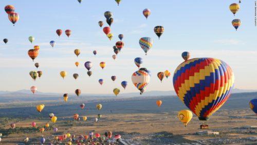 Hot Balloon Luxor Egypt