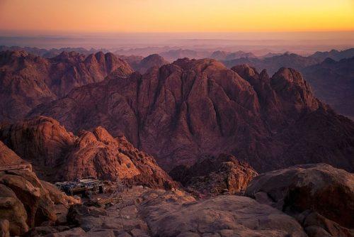 Hiking Sinai