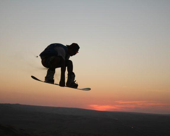 Sandboarding Egypt Fayoum