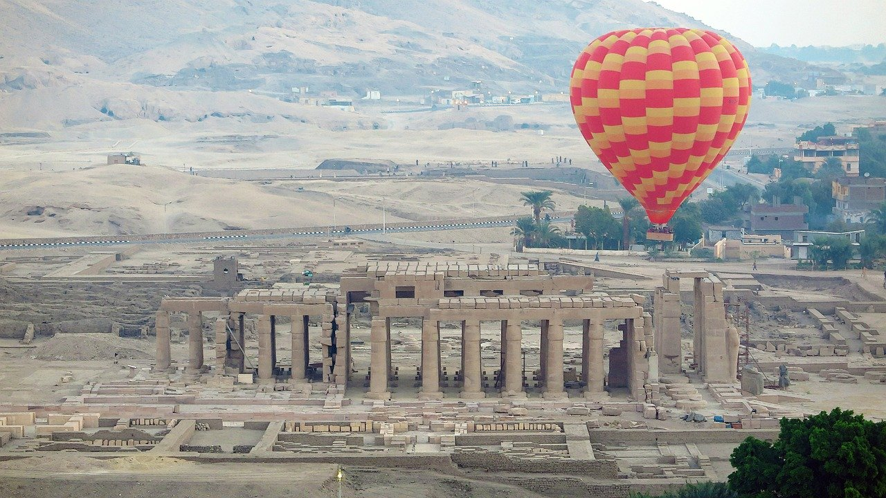 Luxor Air Balloon Tour