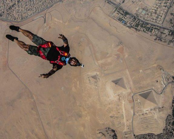 skydive egypt