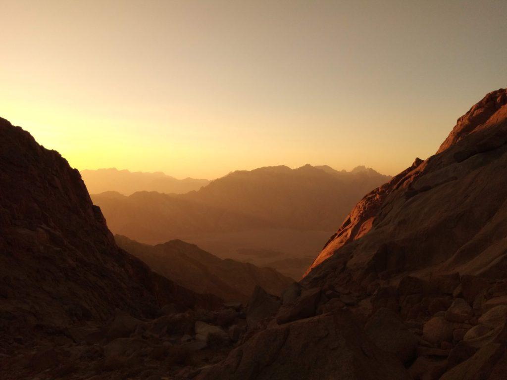 hike Sinai